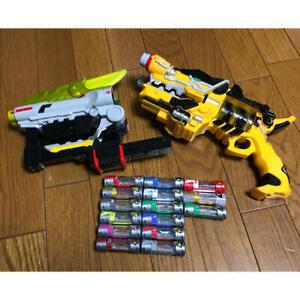 Power Rangers Dino Charge DX Gabu Revolver Gaburi Calibur Charger Kyoryuger USED