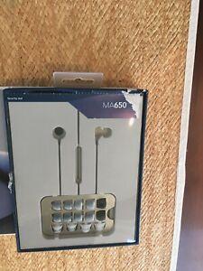 7 Pairs of Earphone Tips, New in Box: RHA MA650