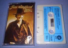 JIM STAFFORD SPIDERS & SNAKES PAPER LABELS cassette tape album T4363