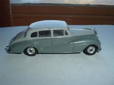 DINKY TOYS 150 ROLLS ROYCE SILVER WRAITH IN USED CONDITION SEE THE PHOTOGRAPHS