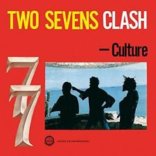 CULTURE - TWO SEVENS CLASH (2CD/40TH ANNIVERSARY EDITION)  2 CD NEW+