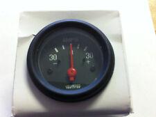 VeeThree Ammeter Amperes Gauge 12-24 Volt