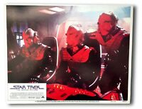 """""""STAR TREK MOTION PICTURE"""" ORIGINAL 11X14 AUTHENTIC LOBBY CARD POSTER 1979 #6"""