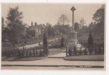 Harrow on The Hill War Memorial RP Postcard, B730