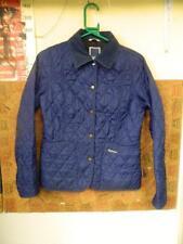 Barbour Pantone Series Blue Prism Quilt Jacket - UK 10