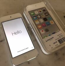 iPod Touch 32GB 6th Generation, Silver.