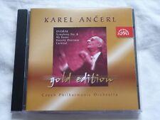 SUPRAPHON - Dvorak - Karl Ancerl Conducts Dvorák Gold Edition (CD 2003)