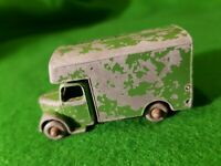 "Lesney 2.1"" BEDFORD REMOVAL VAN No:17 Diecast CAR Vintage Matchbox Green Lorry"