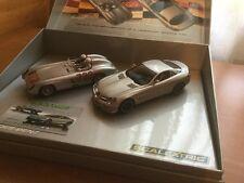Scalextric 1/32 Slot Car Mercedes-Benz 300 SLR 1955 Mille Miglia 722