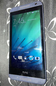 HTC Desire 610 - 8GB - Charcoal Gray (AT&T) Smartphone
