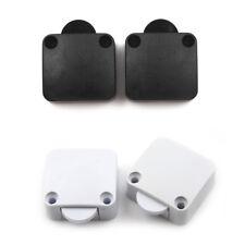 2 Stück Kleiderschrank Schrank Licht Automatic Reset Schalter Push-Pull TürCY MD