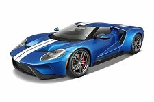Maisto 1:18  Exclusive 2017 Ford GT Concept Diecast Model Sports Racing Car NIB