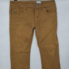 G-Star W36 L32 orange Herren Men Jeans Designer Denim Retro Vintage Hose