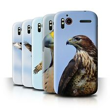 STUFF4 Back Case/Cover/Skin for HTC Sensation XE/Birds of Prey