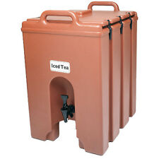 Cambro 1000Lcd158 11-3/4 Gallon Camtainer Beverage Carrier (Hot Red)