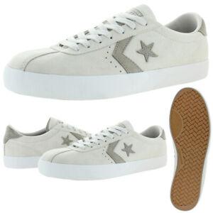 Converse Mens Breakpoint Ox Beige Tennis Shoes Sneakers 7.5 Medium (D) BHFO 8154