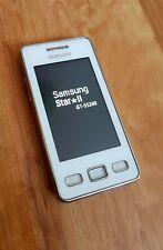 Samsung Star II S5260 in weiß