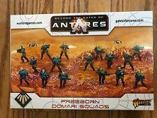 Beyond The Gates Of Antares: Freeborn Domari Squads WLG502014001