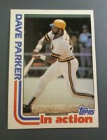 DAVE PARKER 1982 Topps Card # 41 B9280