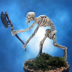 Painted RAFM Miniatures Skeletal Giant Troll