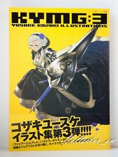 3 - 7 Days Yusuke Kozaki KYMG: 3 Fire Emblem Puzzle & Dragon Art Book from Japan