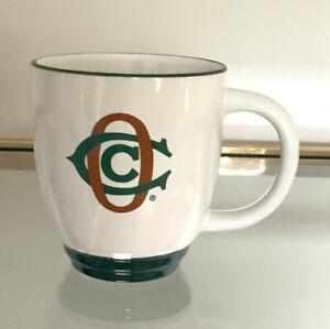 2007 US Open Oakmont Golf Ceramic Coffee Mug men's gift Golfing golfer Cup