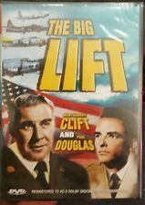 The Big Lift DVD- Montgomery Clift / Paul Douglas - Classic War Drama