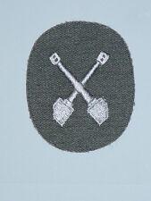 MdI Dienstlaufbahnabzeichen Kampfgruppe - Waffentechnischer Dienst -