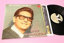 ROY ORBISON LP EXCITING OF .. 1°ST ORIG ITALY 1964 EX  TOP RARE VEDETTE CON INNE