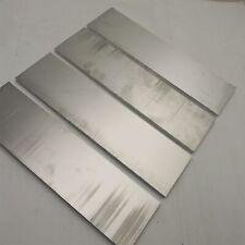 "New listing .5"" thick 1/2 Aluminum 6061 Plate 4"" x 17"" Long Qty 4 sku 175777"