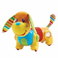 Tiny Love Follow-Me Fred Interactive Rolling Puppy / Baby Toy - 6-18 Months