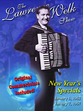 Lawrence Welk New Year's Special DVD (1962)