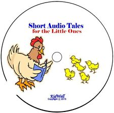 Children/Kids Short Audio Tales on DVD - Over 150 Talking Classic Fairy Tales