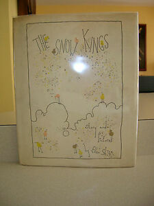The Snow Kings Story & Pictures by Ellen Shire 1969 First Edition Good DJ Cool!