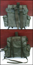 Ex-UK/NATO Fold-away Waterproof Backpack x2