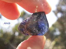 Australian Natural Sapphire Rough Blue-27.92ct