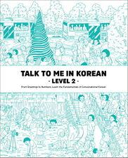 Talk To Me In Korean Level 2 Book Hangul Grammar Intermediate 2015 Edition