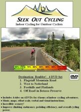 Indoor Cycling Best Value 4 DVDs 4 Virtual Rides in Boulder Co