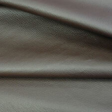 Coffee SYNTHETIC LEATHER  fabric for furniture, auto upholstery by the metre