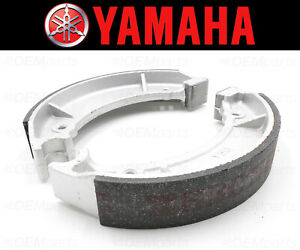 Set of (2) Yamaha FRONT Brake Shoes #168-W2535-00-00 (See Fitment Chart)