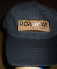 Roadway Express hat cap adjustable RaRe DAD HAT Trucking Freight Trucker Driver