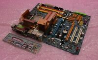 Gigabyte GA-P35-DS4 LGA775 DDR2 PCI-E Motherboard with Backplate and Intel Q6600