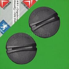 GENUINE Peugeot Citroen Carpet Floor Mat Retaining Clips 1007 206 207 307 C2 C4