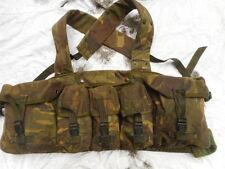 genuine ISSUE british army sas UK DPM IRR NI PLCE CHEST WEBBING RIG HARNESS