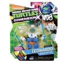 Teenage Mutant Ninja Turtles Dimension X Leonardo Space Captain Action Figure