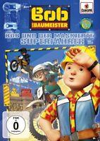 BOB DER BAUMEISTER - 013/BOB UND DER MASKIERTE SUPERFAHRER   DVD NEU