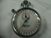 Apollo 7 Jewels 1/10 Switzerland Stop Watch 160-24-26