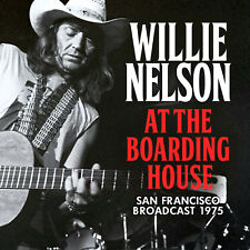 WILLIE NELSON New Sealed 2018 UNRELEASED SAN FRANCISCO 1975 LIVE CONCERT CD