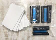 (3) PH-40 Ink Cartridges (8) Paper Packs for Kodak Easyshare Printer