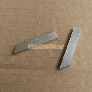 1pcs Stainless Steel Check Bar For Head & Guide Gauge Mechanical Alignment